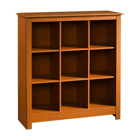 Sauder Storage Organizer (Mission Cherry finish)