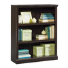 Sauder Jamocha Wood 43.75-in 3-Shelf Bookcase
