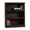 Sauder Cinnamon Cherry 35.375-in W x 44.125-in H x 13.5-in D 3-Shelf Bookcase