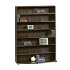 Sauder Cinnamon Cherry 7-Shelf Office Cabinet