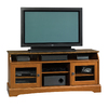Sauder Graham Hill Autumn Maple Television Stand