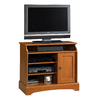 Sauder Graham Hill Autumn Maple Rectangular Pedestal Television Stand