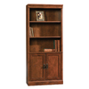 Sauder Arbot Gate Coach Cherry 66.125-in 5-Shelf Bookcase