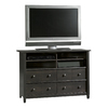 Sauder Edge Water Estate Black Television Stand