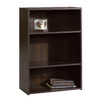 Sauder Beginnings Cinnamon Cherry 35.25-in 4-Shelf Bookcase
