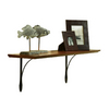 Sauder Cherry Shelf