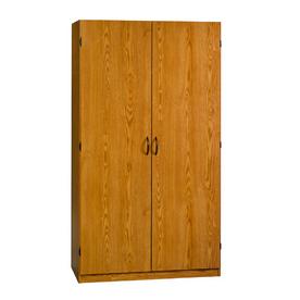 Sauder 71-1/2-in H x 39-7/8-in W x 20-in D 4-Tier Wood Freestanding Shelving Unit