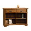 Sauder Harvest Mill Abbey Oak 31-in 4-Shelf Bookcase