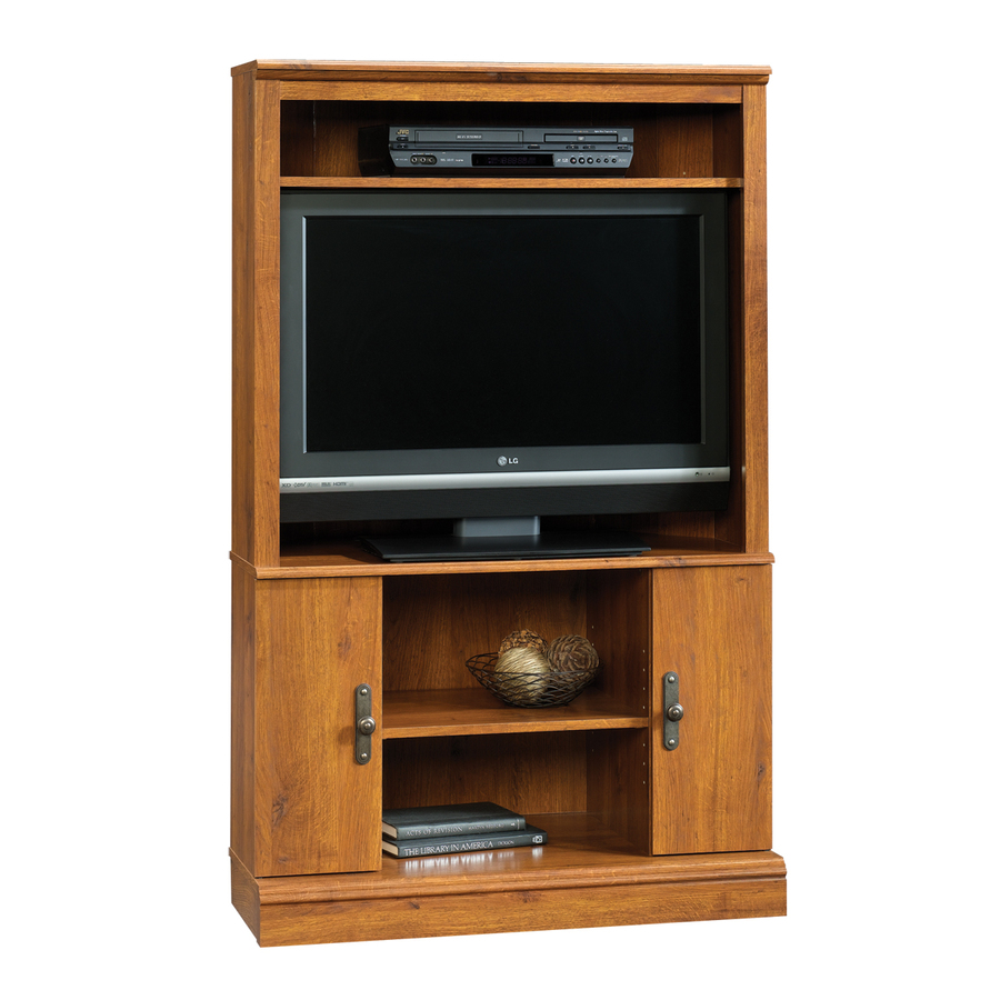 are build plans available for this entertainment center