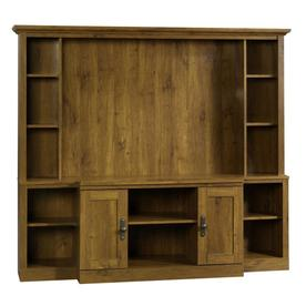 Sauder Closed Shelving