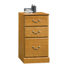 Sauder Orchard Hills Carolina Oak 3-Drawer File Cabinet