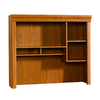 Sauder Hutch (Carolina Oak finish)