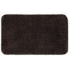 Mohawk Home 40-in x 24-in Brown Nylon Bath Mat