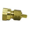 Watts 1/4-in x 1/2 Union Compression Fitting