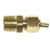 Watts .25 Compression Oupling Compression Fitting