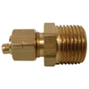 Watts 3/8-in x 1/2-in Union Compression Fitting