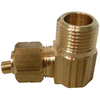 Watts 3/8-in x 3/8-in Elbow Compression Fitting