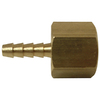 Watts 1/4-in x 1/4 Barb x FIP Barb Fitting