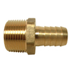 Watts 5/8-in x 3/4-in Barb x Garden Hose Barb Fitting