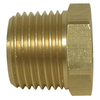 Watts 1/4-in x 1/8 Bushing Brass Pipe Fitting