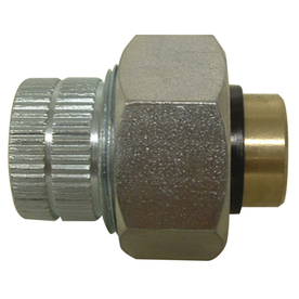 Watts 1/2-in x 1/2-in Plug Fitting