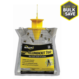 RESCUE! Disposable Yellowjacket Trap