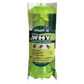 RESCUE! Reusable W H Y Trap for Wasps, Hornets & Yellow Jackets