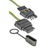 Reese Insta-Plug Kit 4 Wire Flat
