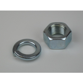 Reese 3/4-in Nut and Washer