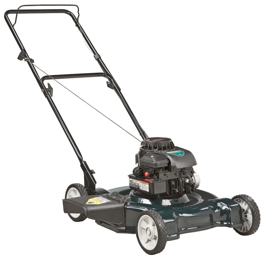 Shop Bolens 158 Cc 22 In Side Discharge Gas Push Lawn