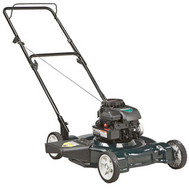 Bolens 158-cc 22-in Side Discharge Gas Push Lawn Mower with Briggs & Stratton Engine