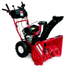 Troy-Bilt Storm 2620 208-cc 26-in Two-Stage Electric Start Gas Snow Blower with Headlight