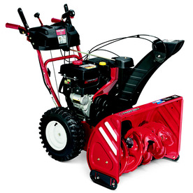 Troy-Bilt Storm 2840 277cc 28-in Two-Stage Electric Start Gas Snow Blower with Heated Handles and Headlight