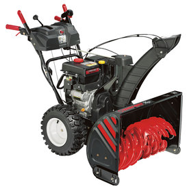 Troy-Bilt Storm 3090 XP 357cc 30-in Two-Stage Electric Start Gas Snow Blower with Heated Handles and Headlights