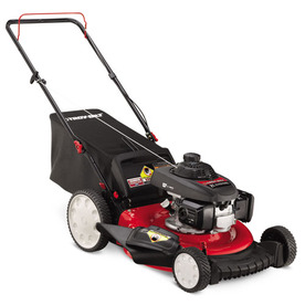 Troy-Bilt TB130 21-in Gas Push Lawn Mower