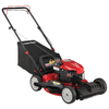 Troy-Bilt 190-cc 21-in Self-Propelled Front Wheel Drive 3 in 1 Gas Push Lawn Mower with Briggs & Stratton Engine