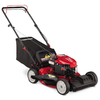 Troy-Bilt 190-cc 21-in Self-Propelled Front Wheel Drive 3 in 1 Gas Push Lawn Mower with Briggs & Stratton Engine and Mulching Capability