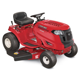 Troy-Bilt Pony-Ca 17.5 HP Manual 42-in Riding Lawn Mower with Briggs &amp; Stratton Engine (CARB)