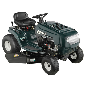 Bolens 13.5 HP Manual 38-in Riding Lawn Mower with Briggs &amp; Stratton Engine (CARB)