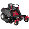 Troy-Bilt XP Mustang XP 25 HP V-Twin Dual Hydrostatic 50-in Zero-Turn Lawn Mower with Kohler Engine