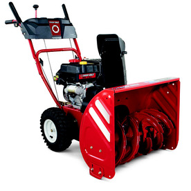 Troy-Bilt Storm 2410 179-cc 24-in Two-Stage Electric Start Gas Snow Blower