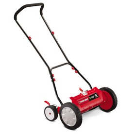 Troy-Bilt 16-in Reel Lawn Mower