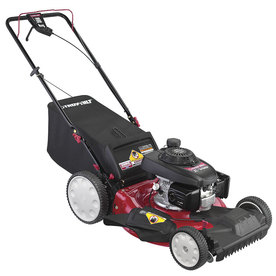 Troy-Bilt TB260 21-in Self-Propelled Front Wheel Drive Gas Push Lawn Mower