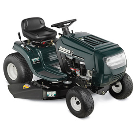 Bolens 13.5 HP Manual 38-in Riding Lawn Mower with Briggs & Stratton Engine