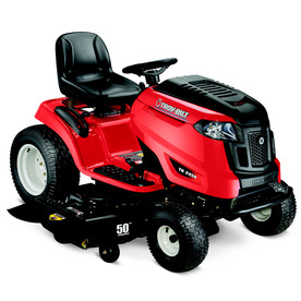 Troy-Bilt TB2450 24 HP V-Twin Hydrostatic 50-in Riding Lawn Mower