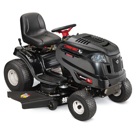 Troy-Bilt XP Horse XP 22 HP Single Cylinder Hydrostatic 46-in Riding Lawn Mower (CARB)