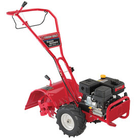 Troy-Bilt Super Bronco 208-cc 16-in Rear-Tine Tiller with Troy-Bilt Engine