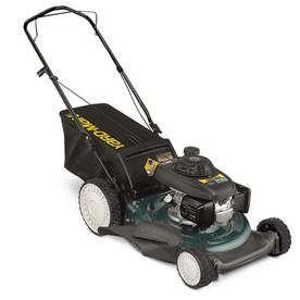 Yard-Man Select Series 160cc 21-in 3-in-1 Gas Push Lawn Mower with Honda Engine and Mulching Capability