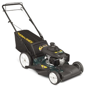 Yard-Man 21-in Self-Propelled Gas Push Lawn Mower
