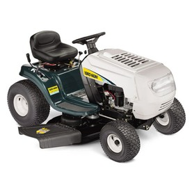 Yard-Man 18.5 HP Manual 42-in Riding Lawn Mower with Briggs & Stratton Engine